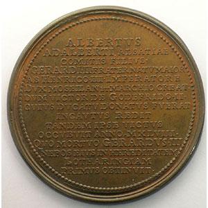 Albert   bronze   46 mm    SUP