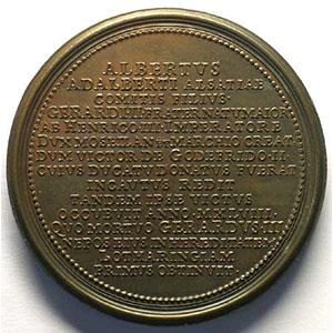 Albert   bronze   47 mm    SUP