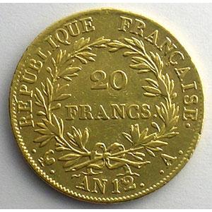 AN 12 A  (Paris)    TTB