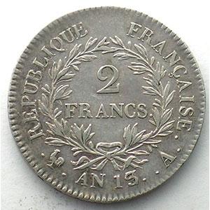 AN 13 A  (Paris)  3/2    TB+/TTB