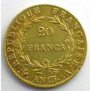 AN 13 A  (Paris)    TTB+