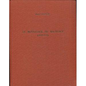 BASTIEN Pierre   Le monnayage de Magnence (350-353)