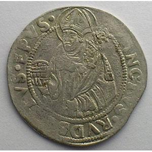 Batzen   Matthäus Lang von Wellenburg (1519-1540)   1521    TB+/TTB