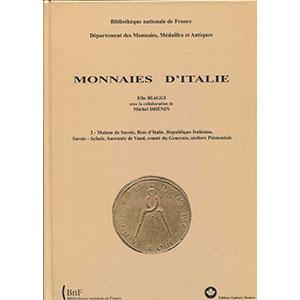 BIAGGI / DHENIN   Monnaies d'Italie : Tome 1, Les Monnaies de Savoie
