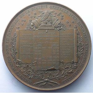BRAEMT   Bénédiction de la 1ère pierre de l'église de Malines   6 avril 1862   Malines   bronze   68mm    SUP