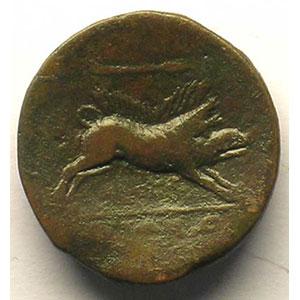 Bronze  21mm   (III° s. av.JC)    TB/TB+