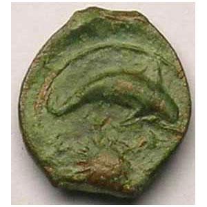 Bronze   (357-344 av. JC)    TTB