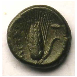 Bronze   (4° siècle av.JC)    TB+/TTB