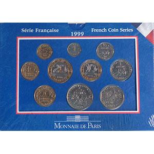 BU 1999   (10 pièces)