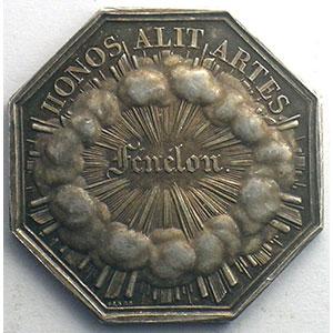 Cambrai   jeton octogonal en argent    SUP/FDC