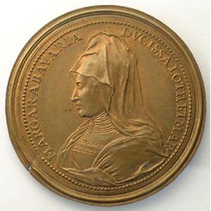 Charles II   bronze   47 mm    TTB+