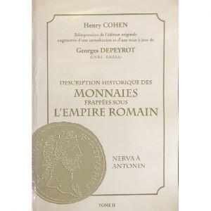 COHEN    Description historique des monnaies frappées sous l'empire romain