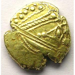 Numismatic foto  Coins Celtic coins Trévires Statère d'or à l'œil anépigraphe    TB+/TTB
