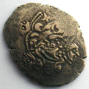Numismatic foto  Coins Celtic coins Osismii Statère d'or    TTB