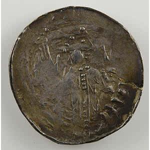 Numismatic foto  Coins Coins of Lorraine Bishopric of Metz Etienne de Bar   (1120-1162) Denier    TB+