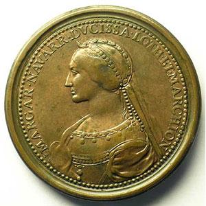 Numismatic foto  Coins Coins of Lorraine Medals Ferd. de Saint Urbain   série des Ducs de Lorraine Ferry III   bronze   46,5 mm    TTB