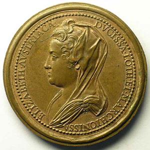 Numismatic foto  Coins Coins of Lorraine Medals Ferd. de Saint Urbain   série des Ducs de Lorraine Ferry IV   bronze   47 mm    TTB+