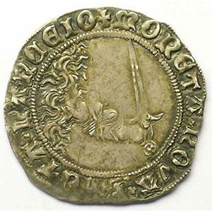Numismatic foto  Coins Coins of Lorraine Duchy of Lorraine Antoine   (1508-1544) Gros d'un gros et demi   Nancy    TTB