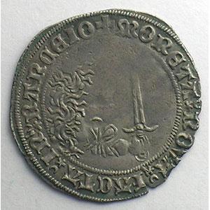 Numismatic foto  Coins Coins of Lorraine Duchy of Lorraine Antoine   (1508-1544) Gros d'un gros et demi   Nancy    TTB+