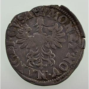Numismatic foto  Coins Coins of Lorraine Duchy of Lorraine Charles III   (1545-1608) Gros   G (Gennetaire)    TTB