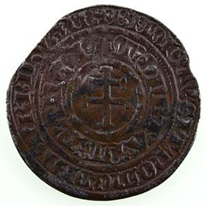 Numismatic foto  Coins Coins of Lorraine Duchy of Lorraine René I   (1431-1453) Gros   Nancy    TTB