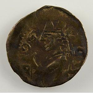 Numismatic foto  Coins Coins of Lorraine Bishopric of Metz Jacques de Lorraine   (1239-1260) Obole    TTB