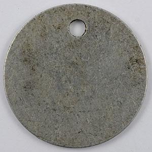 Numismatic foto  Coins Emergency coins and tokens CROISIC (LE)  (44) E.PROVOS (épicier) Elie 10,2   10 c   Al,Rtr 35 mm    TTB