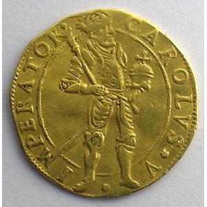 Numismatic foto  Coins Feudal coins Franche-Comté Ville de Besançon Ducat   1641    TB+/TTB