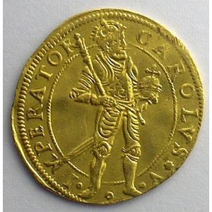 Numismatic foto  Coins Feudal coins Franche-Comté Ville de Besançon Ducat   1641    TTB+
