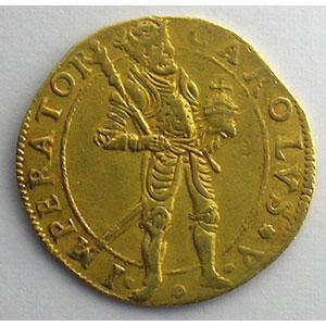 Numismatic foto  Coins Feudal coins Franche-Comté Ville de Besançon Ducat   1642    TB+/TTB