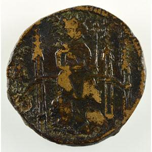 Numismatic foto  Coins monetary weights France Philippe VI   (1328-1350) Poids monétaire du Lion    TB/TB+