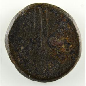 Numismatic foto  Coins monetary weights France Philippe VI   (1328-1350) Poids monétaire du Lion    TB