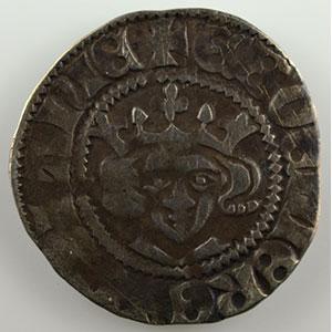 Numismatic foto  Coins World coins Luxembourg Jean l'aveugle   (1309-1346) Esterlin   Damvillers    TTB