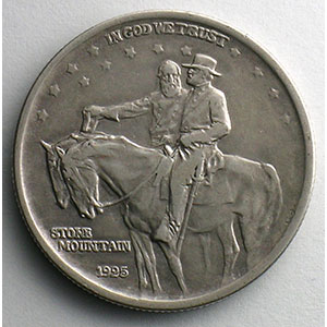 Numismatic foto  Coins World coins United States Commemorative coinage Half Dollar   1925   Stone Mountain Memorial    TTB+