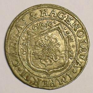 Dicken  (avant 1621)    TTB