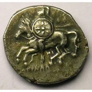 Didrachme   (281-270 av.JC)    TTB
