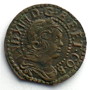 Duplessy 1614   Sizain   BARCELONE   1651    TTB