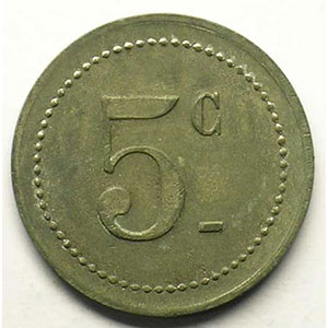 Elie 10.1   5 c   ZnNi,R   21,5 mm    TTB+/SUP