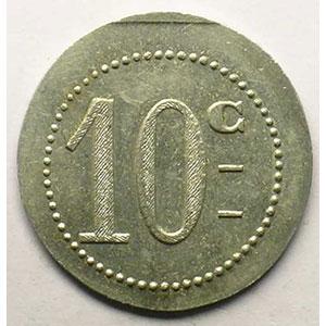 Elie 10.2   10 c   Al,R   24 mm    SUP