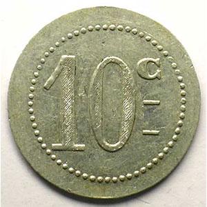 Elie 10.2   10 c   Al,R   24 mm    TTB