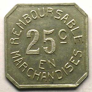 Elie 10.3   25 c   Al,4c  20,5 mm    SUP