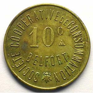 Elie 65.2   10 c   Lt,R   25 mm    TTB+