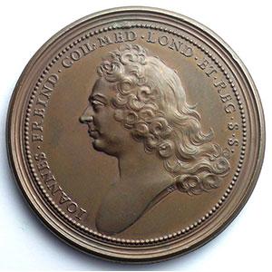 Ferdinand de SAINT-URBAIN   bronze   56 mm    SUP
