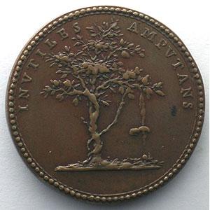 Ferdinand de SAINT-URBAIN   Médaille en bronze   35 mm    TTB+/SUP