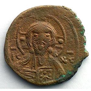 Follis anonyme   (Constantinople)    TB+/TTB