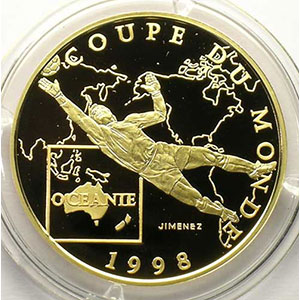 G.13   100 Francs   Océanie   1997    BE