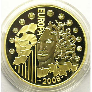 G. -   50 Euro   2008    BE
