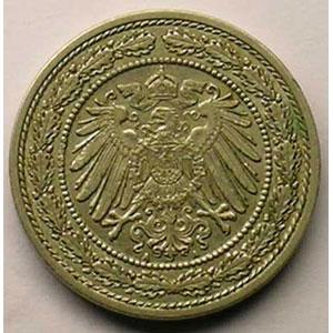 GDM 10   20 Pfennig   1892 A    TTB