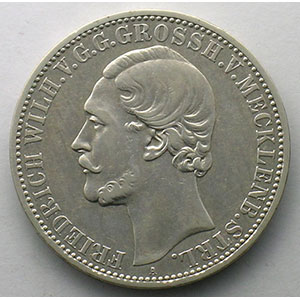 GDM 71   Thaler   1870 A    TTB
