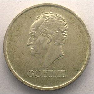 GDM 91   3 Reichsmark   1932 A   Goethe    TTB+